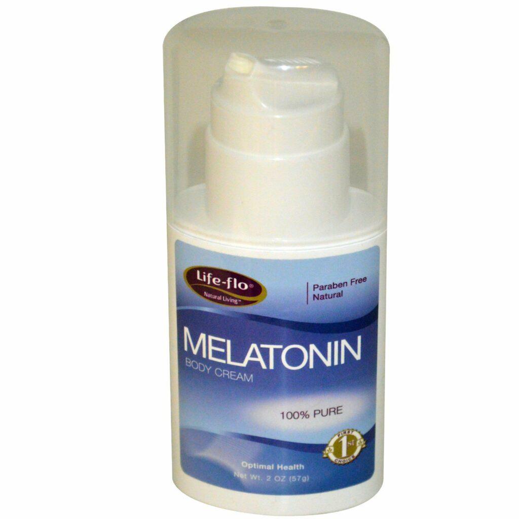 Topical Melatonin