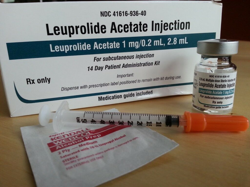 Lupron (Leuprolide Acetate