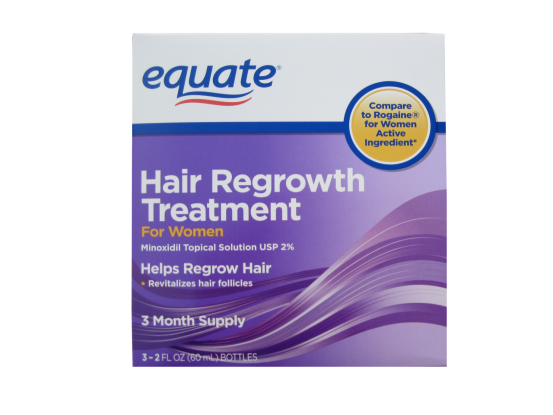 Equate Brand 2% Minoxidil from Wal-Mart